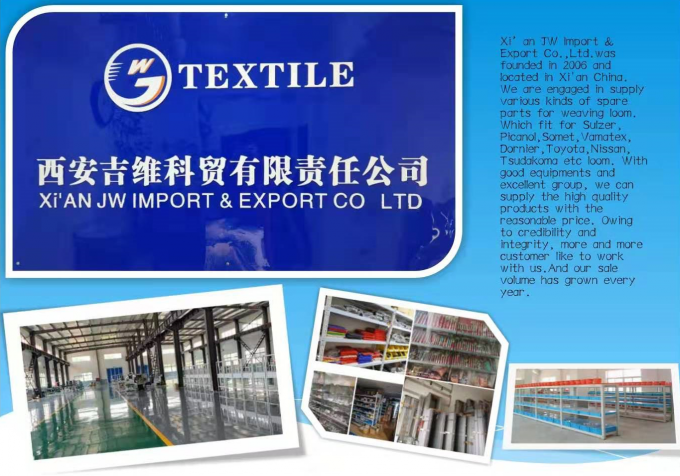 Chine Xi'an JW Import & Export Co.,Ltd Profil de la société 0